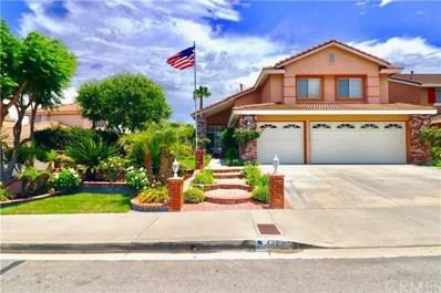 14681 Bueno Drive, Chino Hills, CA 91709 - MLS#: CV18184219
