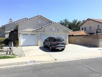2525 E Newgrove Street, Lancaster, CA 93535 - MLS#: CV18184321
