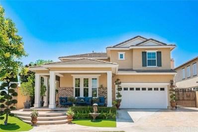 2507 Plum Street, Fullerton, CA 92835 - MLS#: CV18184479