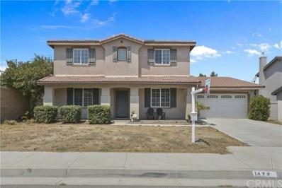 1679 E Beringer Drive, San Jacinto, CA 92583 - MLS#: CV18184496