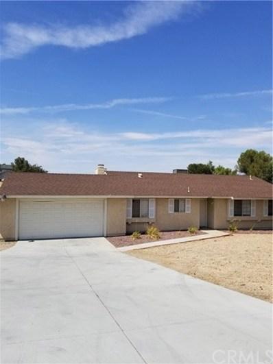 16128 Nisqualli Road, Victorville, CA 92395 - MLS#: CV18185134