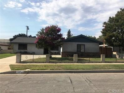 137 W Ronwood Street, Glendora, CA 91740 - MLS#: CV18185465