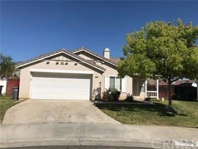 1195 Hampton Place, Perris, CA 92571 - MLS#: CV18185550