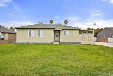 885 N Millard Avenue, Rialto, CA 92376 - MLS#: CV18186932