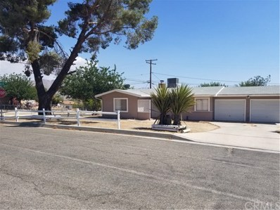 23889 Tocaloma Road, Apple Valley, CA 92307 - #: CV18187858