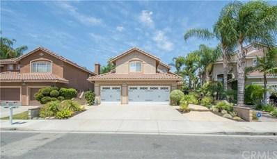 16458 Cyan Court, Chino Hills, CA 91709 - MLS#: CV18187903