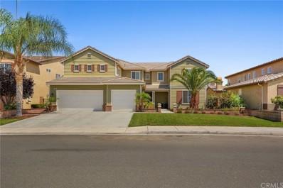 14884 Oak Leaf Drive, Eastvale, CA 92880 - MLS#: CV18188778