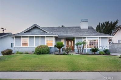 1553 E Algrove Street, Covina, CA 91724 - MLS#: CV18188783