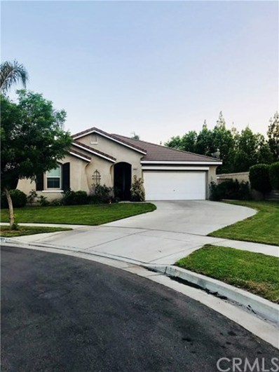 11317 Fitzpatrick Drive, Rancho Cucamonga, CA 91730 - MLS#: CV18189074