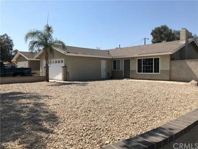 25040 Gentian Avenue, Moreno Valley, CA 92551 - MLS#: CV18189350