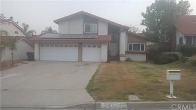 24572 Skyrock Drive, Moreno Valley, CA 92557 - MLS#: CV18189428