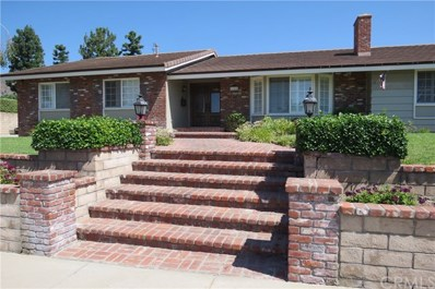 1345 Hidden Springs Lane, Glendora, CA 91741 - MLS#: CV18190650