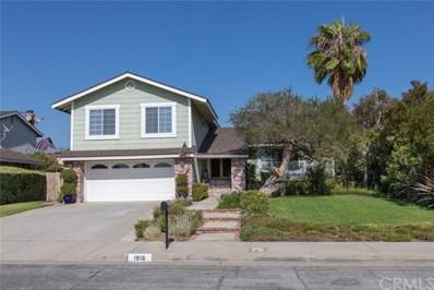 1516 S Glencroft Road, Glendora, CA 91740 - MLS#: CV18190952