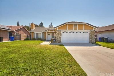 8871 Buckeye Drive, Fontana, CA 92335 - MLS#: CV18191399