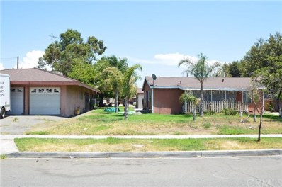 9167 Pepper Avenue, Fontana, CA 92335 - MLS#: CV18191673