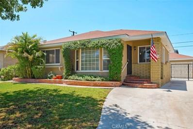 4723 Dunrobin Avenue, Lakewood, CA 90713 - MLS#: CV18192414