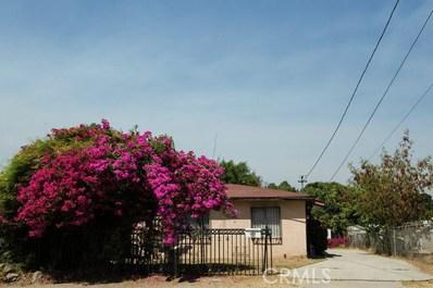 10050 Alameda Avenue, Bloomington, CA 92316 - MLS#: CV18192831