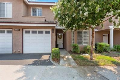 7319 Belpine Place UNIT 12, Rancho Cucamonga, CA 91730 - MLS#: CV18193636