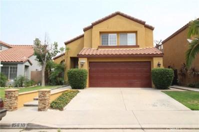 15810 Firethorn Road, Fontana, CA 92337 - MLS#: CV18193682