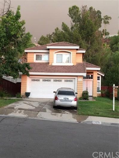 17631 Mountain Court, Riverside, CA 92503 - MLS#: CV18193886