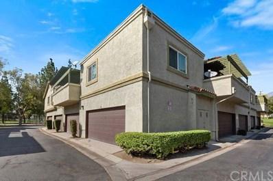 10156 Shady Oaks Drive UNIT G, Rancho Cucamonga, CA 91730 - MLS#: CV18194883