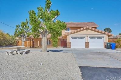 14011 Monte Verde Road, Apple Valley, CA 92307 - #: CV18195027