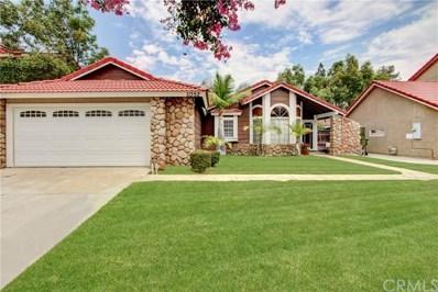11352 Pyramid Peak Court, Rancho Cucamonga, CA 91737 - MLS#: CV18195146