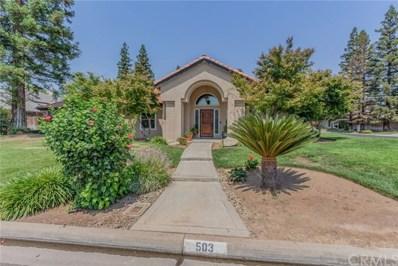 503 W Athens Avenue, Clovis, CA 93611 - MLS#: CV18196046
