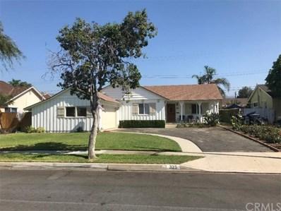 325 E Benbow Street, Covina, CA 91722 - MLS#: CV18197141