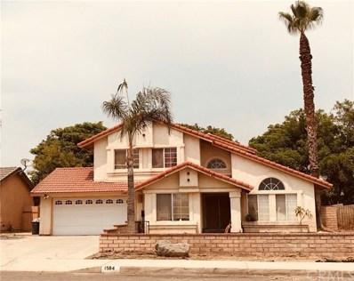 1584 W Mesa Drive, Rialto, CA 92376 - MLS#: CV18197307