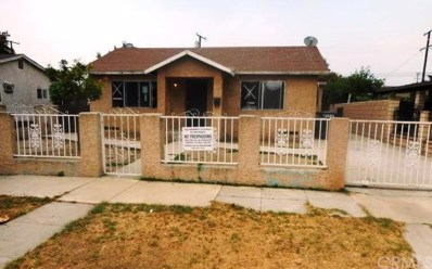 1253 W 4th Street, Pomona, CA 91766 - MLS#: CV18198303