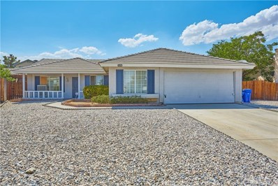 14744 Redwood Street, Adelanto, CA 92301 - MLS#: CV18199289