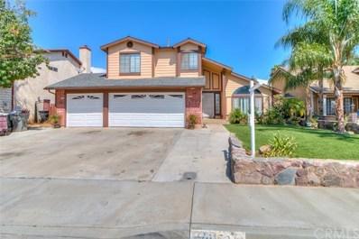 14172 Willoughby Road, Moreno Valley, CA 92553 - MLS#: CV18199699