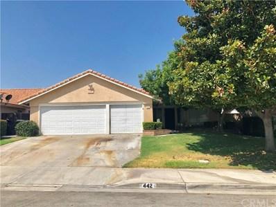 442 S Tamarisk Avenue, Rialto, CA 92376 - MLS#: CV18200185