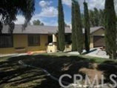 17196 Manzanita Street, Hesperia, CA 92345 - MLS#: CV18200349