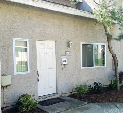 1420 N Elderberry Avenue UNIT 49, Ontario, CA 91762 - MLS#: CV18200586