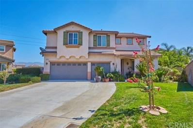 5521 Woodscent Court, Fontana, CA 92336 - MLS#: CV18201295