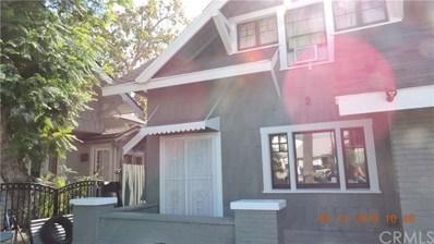 124 S Hoover Street, Los Angeles, CA 90004 - MLS#: CV18201310