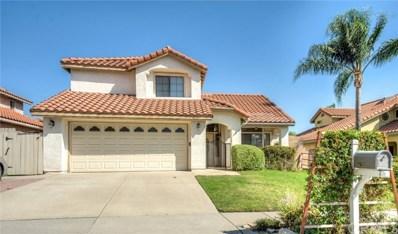 6631 Kern Place, Rancho Cucamonga, CA 91701 - MLS#: CV18201358