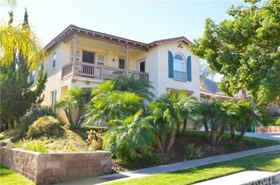 1656 Tamarron Drive, Corona, CA 92883 - MLS#: CV18201401