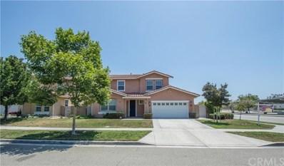 15287 Wallace Avenue, Chino Hills, CA 91709 - MLS#: CV18201460