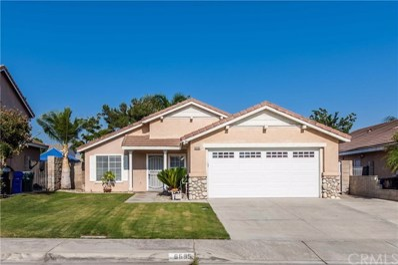 6695 Earhart Avenue, Fontana, CA 92336 - MLS#: CV18201729