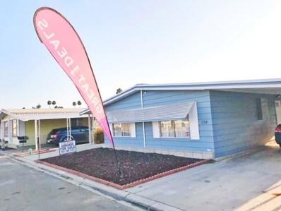 601 Kirby Street UNIT 154, Hemet, CA 92545 - MLS#: CV18202241