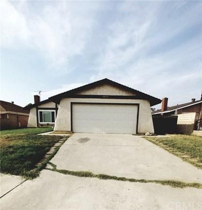 14353 Rockenbach Street, Baldwin Park, CA 91706 - MLS#: CV18202470