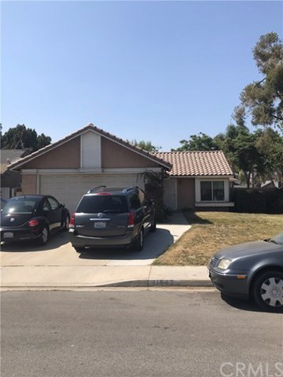 11642 Monterra Drive, Fontana, CA 92337 - MLS#: CV18202505