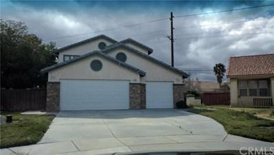 1805 Cognac Court, San Jacinto, CA 92583 - MLS#: CV18203170