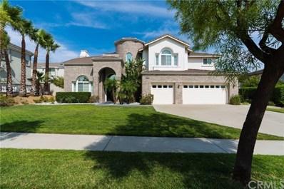 6631 Di Carlo Place, Rancho Cucamonga, CA 91739 - MLS#: CV18203645
