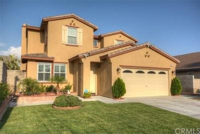 6943 Tailwind Lane, Fontana, CA 92336 - MLS#: CV18204418