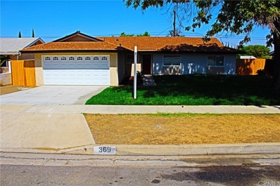 369 E Old Mill Road, Corona, CA 92879 - MLS#: CV18205222