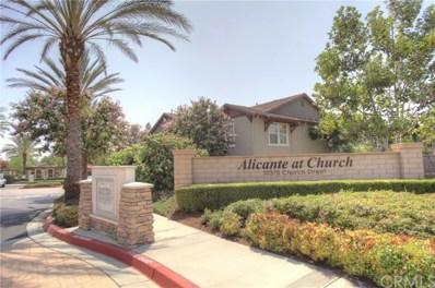 10375 Church Street UNIT 55, Rancho Cucamonga, CA 91730 - MLS#: CV18205316